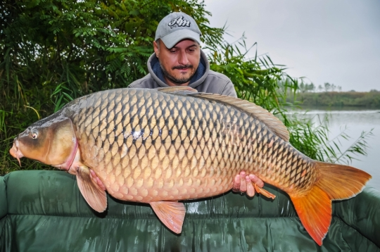MARIUS APRODU | 22,7kg | October 2015