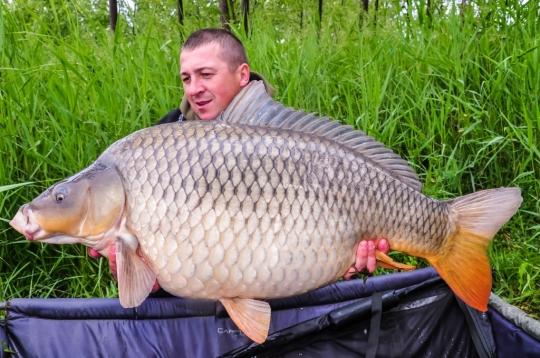 MIHAI GROSU | 21,2kg | aprilie 2016